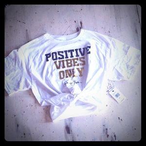 Sean john Positive vibes only t shirt size XL